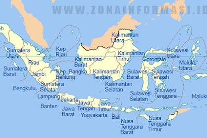 Daftar Kabupaten dan Kota Seluruh Indonesia