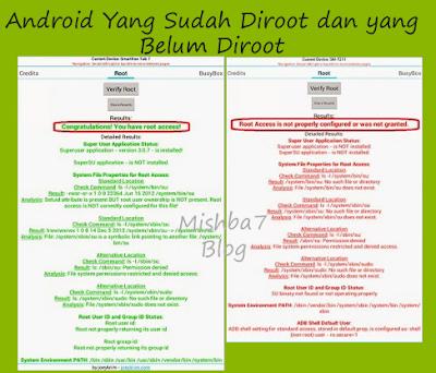 Cara Cek Android Sudah di Root atau Belum