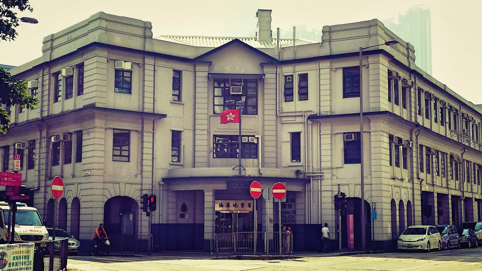 The Other Side of Hong Kong: Yau Ma Tei - Part 2 - The east meets west within steps...