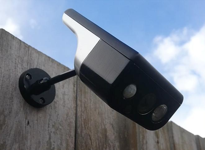 netatmo smart outdoor security camera