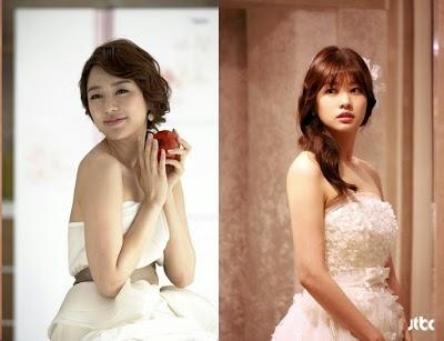 Jung So Min mirip Yoo Eun Hye