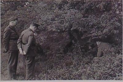 Karel Richter field trip photos taken by Harold Dearden - May 18, 1941 (National Archives KV 2/32)