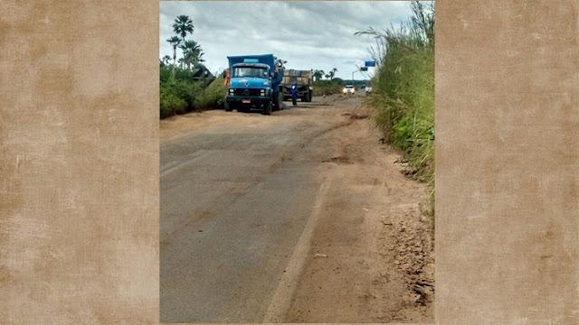 Rodovia CE085 Camocim-Barroquinha-Chaval