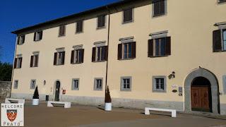 Villa Giamari - Montemurlo - Prato