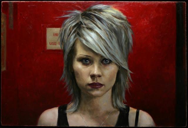 Масляная живопись Sean Cheetham 19