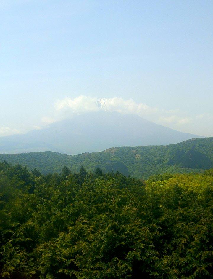 Hakone Mt Fuji