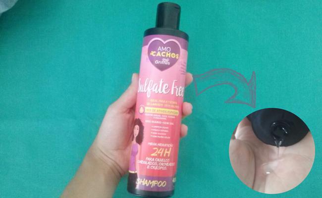 Produtos low poo para cabelos cacheados shampoo