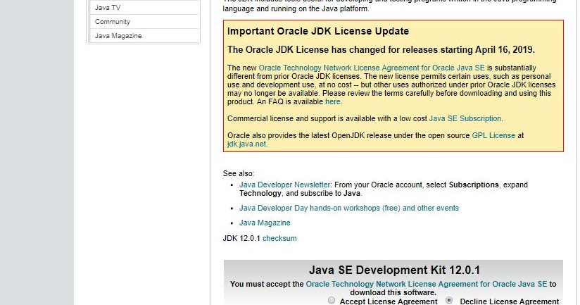 How to Install Java JDK on Windows 8 Step by Step