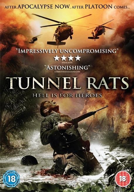 1968 Tunnel Rats (2008)  อุโมงค์นรก สงครามเวียดกง