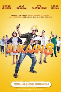 Bukaan 8 ( 2017 )