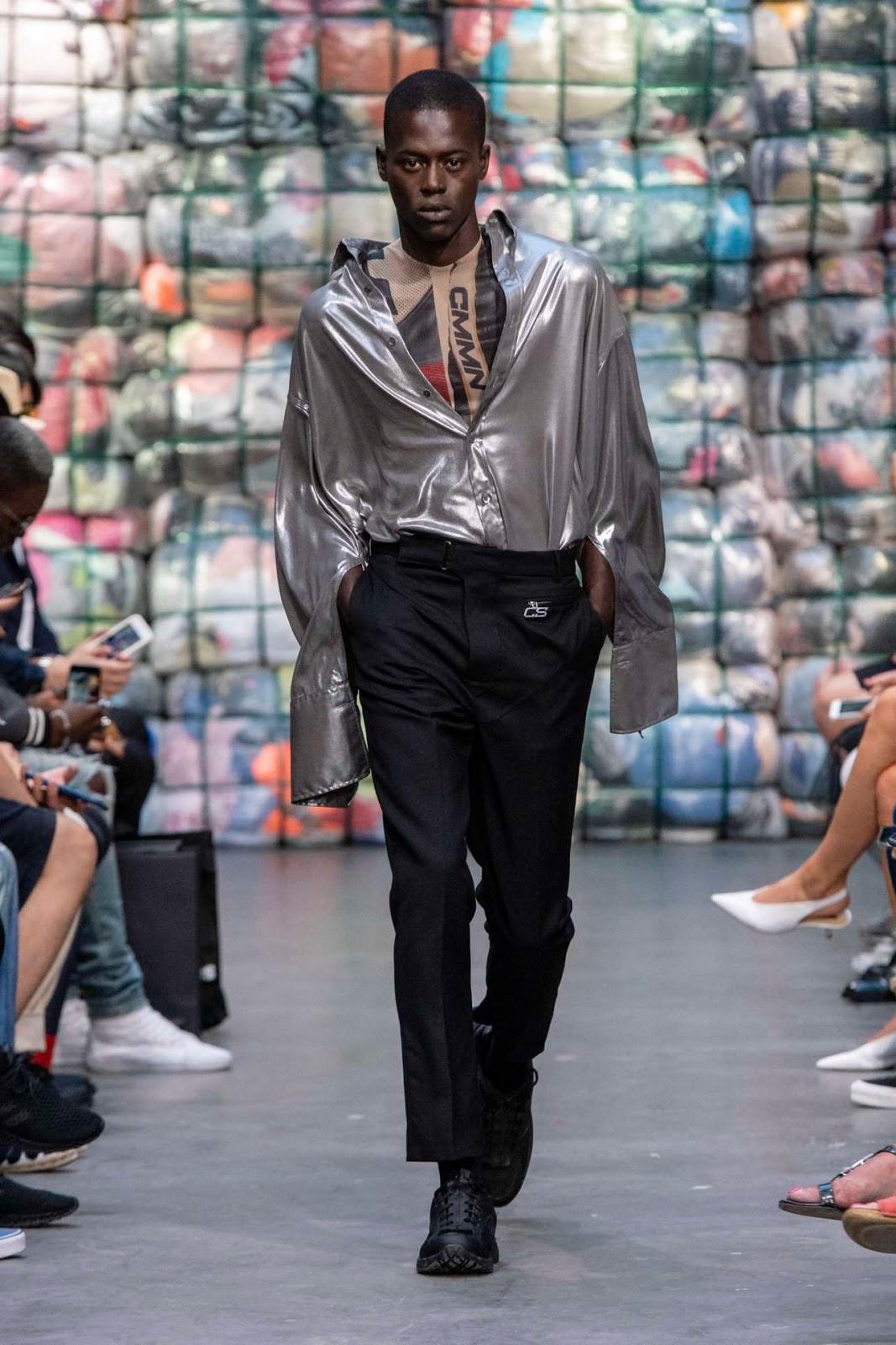CMMN SWDN Spring-Summer 2019 - Paris Fashion Week