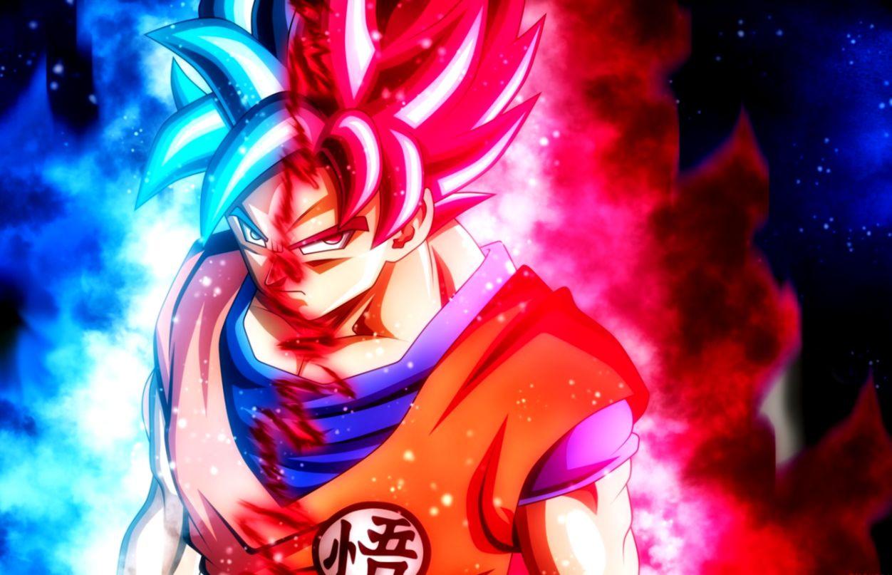 Son Goku Dragonball Wallpaper