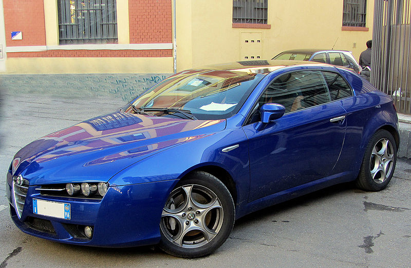 full list of alfa romeo models the automotive world blog. Black Bedroom Furniture Sets. Home Design Ideas