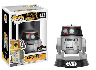 Pop!: Rebels - Chopper (Imperial Disguise)