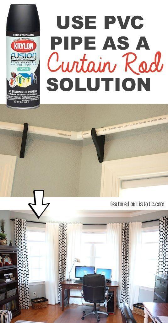 L Shaped Shower Curtain Rail Rails Window Rod Labrador