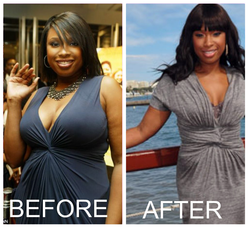 How To Lose Weight Youtube Jennifer Hudson Before And After