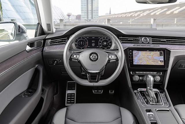 2018 Volkswagen Arteon Elegance - interior