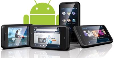 Tujuh Pilihan Hape Android Mudah
