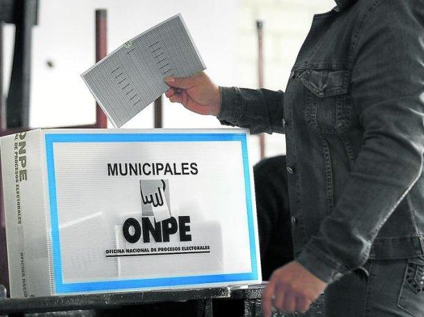 Opinión: Sobre elecciones Regionales y Municipales 2018 en Cajabamba