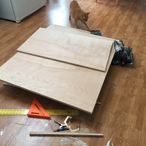 materials for a kitchen island