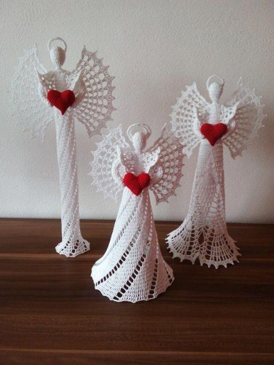 szydelkowe aniolki