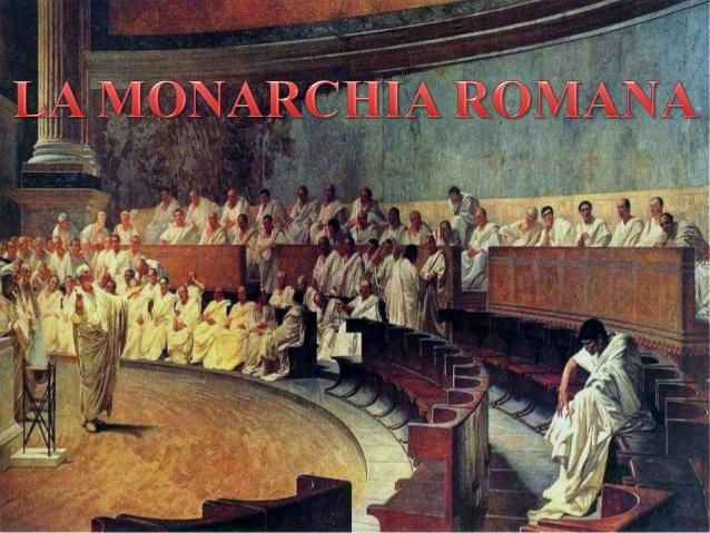 Monarchia romana