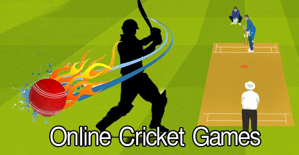 Online Cricket Games Is Good Medium To Quench Thirst Of Fans