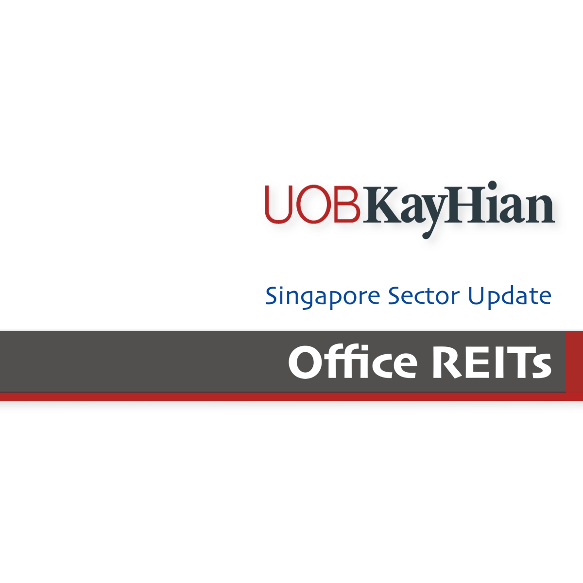 Office REITs - UOB Kay Hian Research | SGinvestors.io