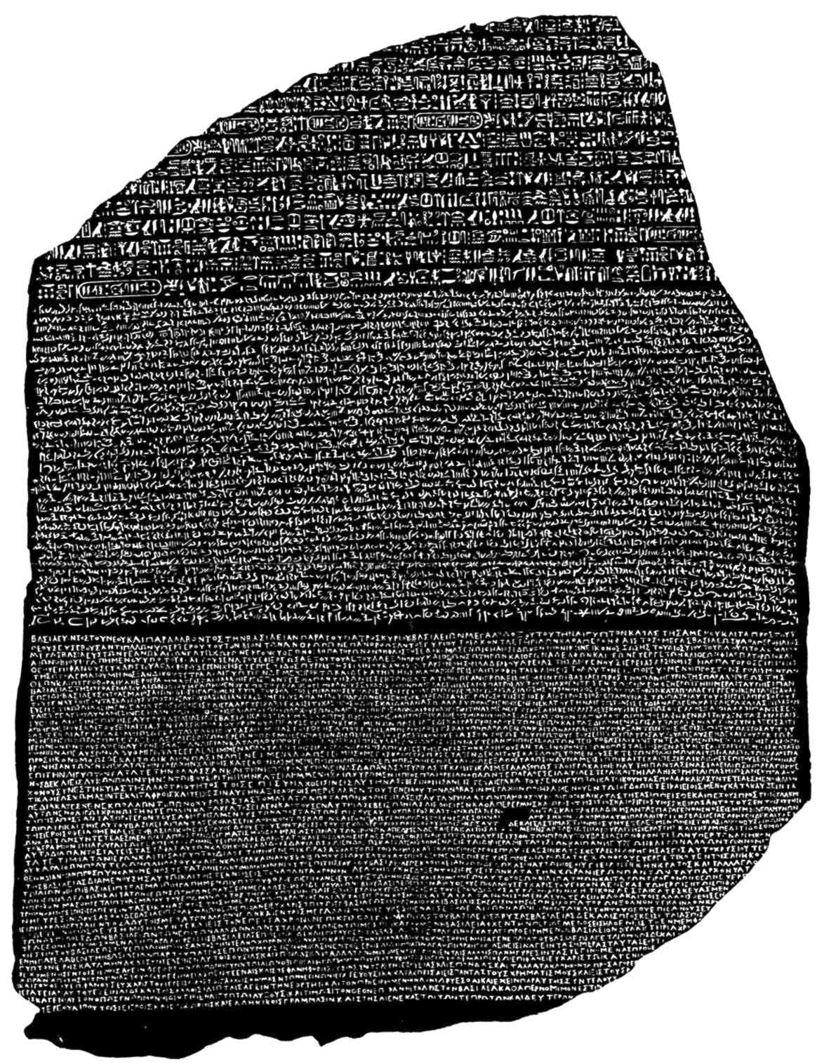 the discovery of the rosetta stone Discovery of rosetta is the first book to tell the story of the rosetta stone—how it fell into british hands, the battle over who would be the first to successfully decipher it, and how it came to sit where it is today, in the british museum.