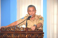 Di Kegiatan MTQ Kelurahan, Wakil Walikota Klarifikasi Proyek Drainase dan Normalisasi Sungai