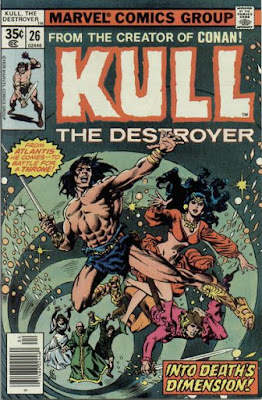Kull the Destroyer #26