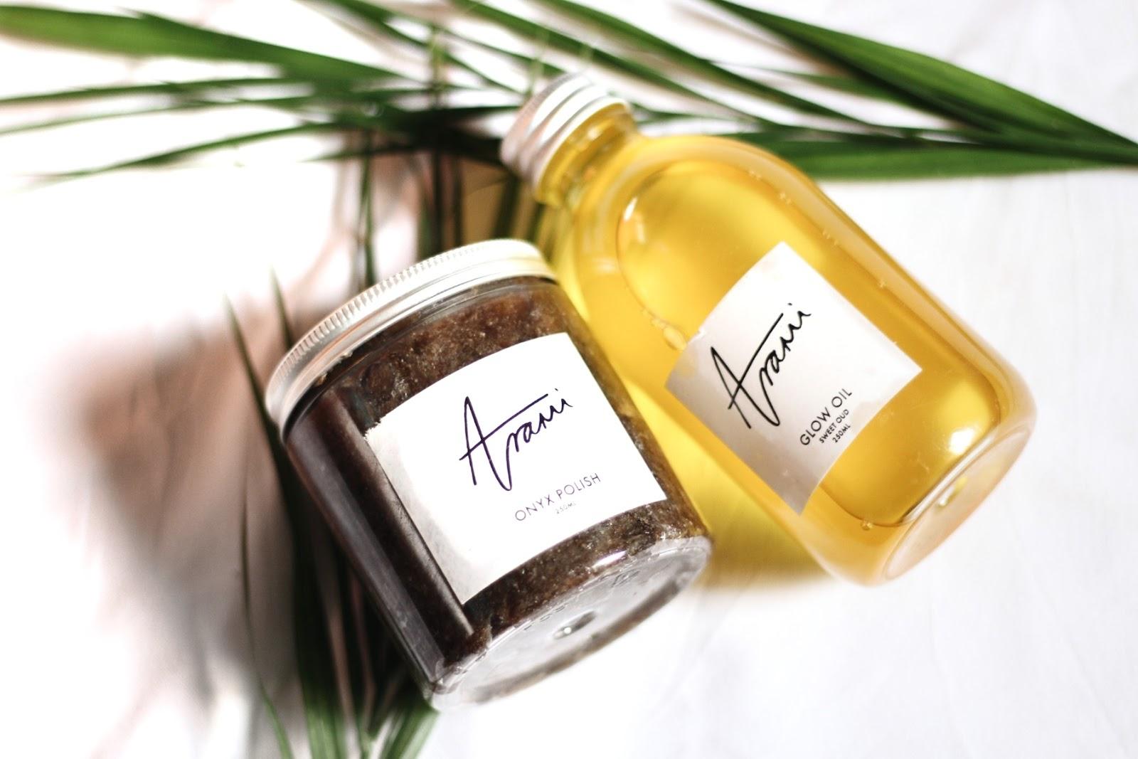 Arami Essentials, Made in Nigeria skincare brand