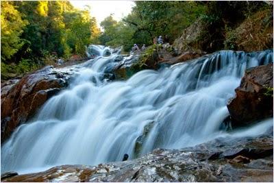 น้ำตกดาตันลา (Datanla Waterfall)