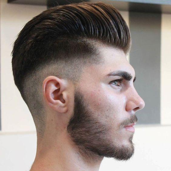 cabelo masculino corte