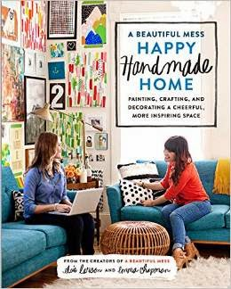 Get this Book: Happy Handmade Home