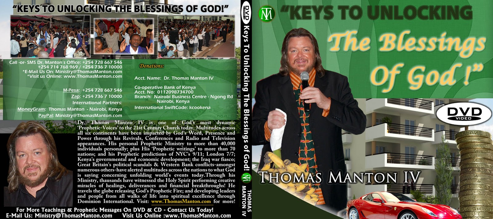 Httpwww Overlordsofchaos Comhtmlorigin Of The Word Jew Html: Dr Thomas Manton IV: Keys To Unlocking The Blessings Of God