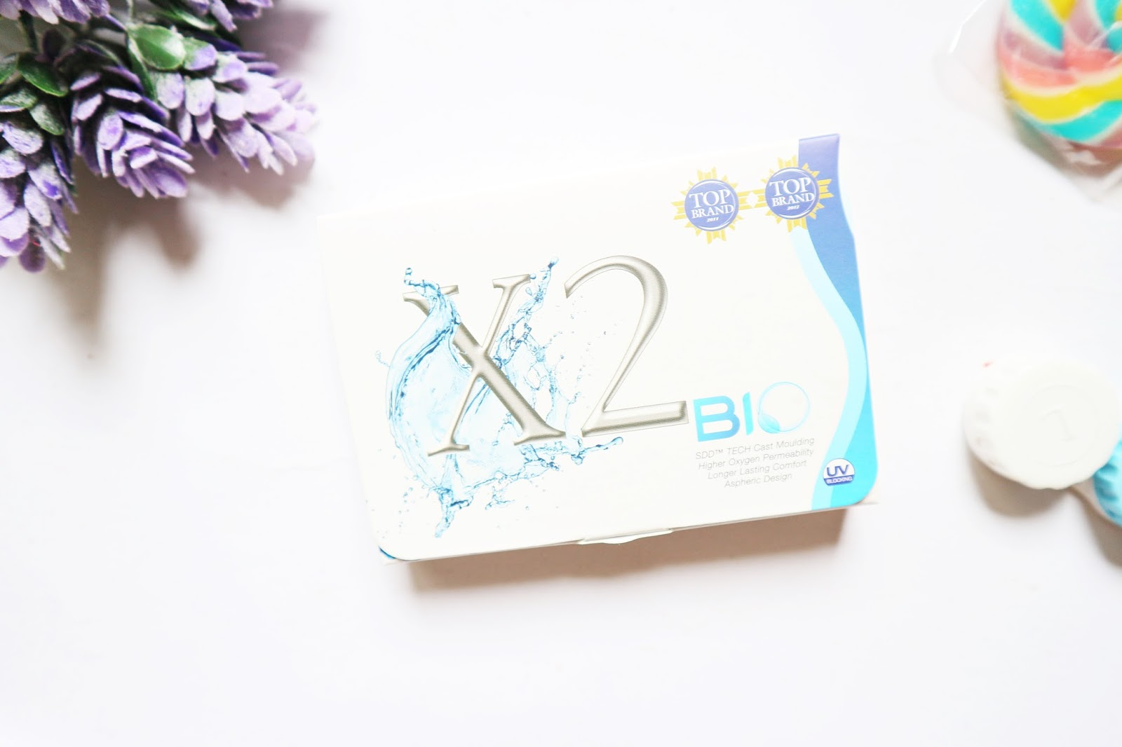 Softlens Review: X2 Bio Brown Byonce - Ell's Beauty Diary