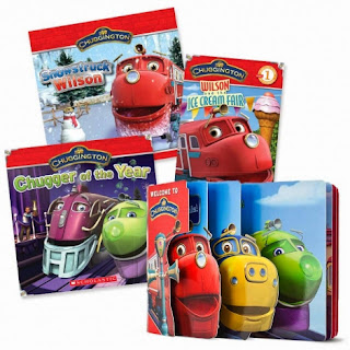 Chuggington Board Books