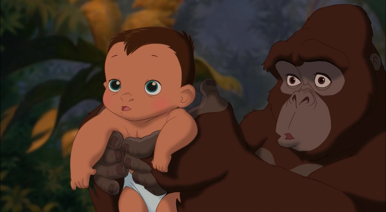 Tarzan della disney