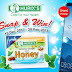 Hurix's Licorice Drops with Honey Snap & Win Contest: Huawei Mate 10, Hampers