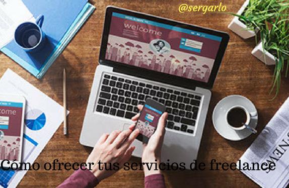 Freelance, Servicios, consejos, venta