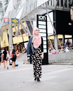 Fashion Hijab Selebgram
