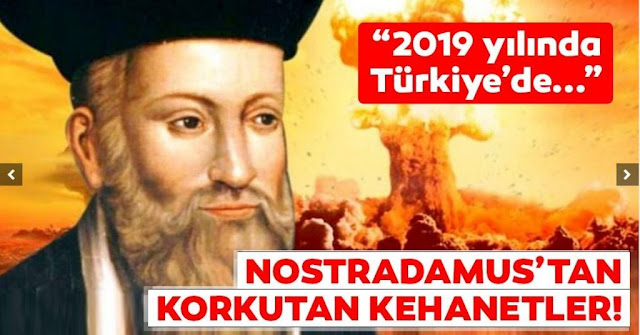 Sabah : Πόλεμος Ελλάδας – Τουρκίας το 2019 στις προφητείες Νοστράδαμου