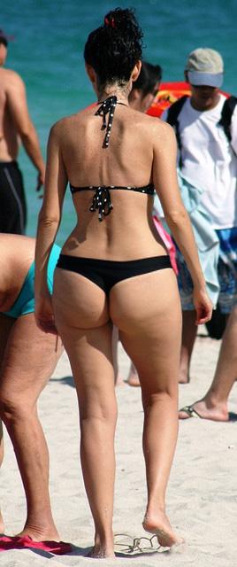 Hot Mature Women In Thongs
