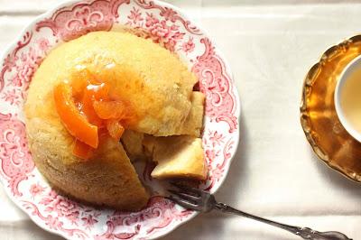 pudding britannique restes de pain