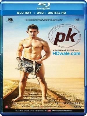 PK Full Movie Download (2014) Full HD 1080p & 720p BluRay