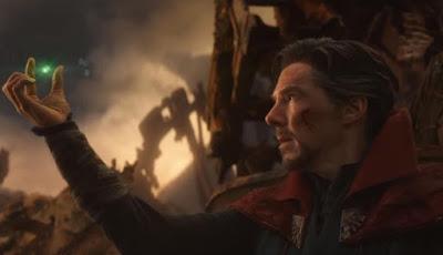 Avengers 4 endgame fan theory doctor strange infinity war
