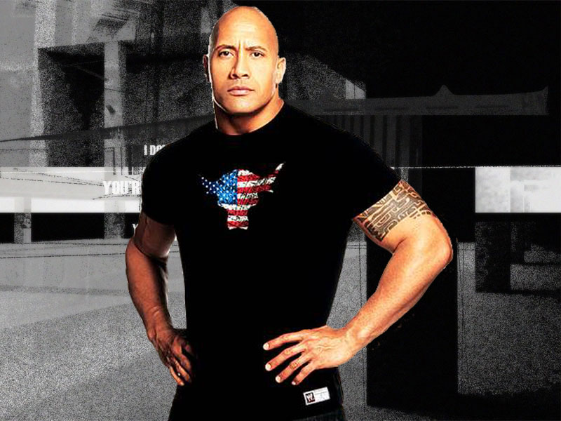the rock wallpaper for computer - photo #11