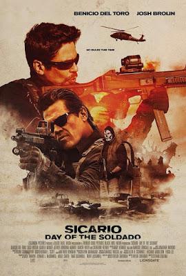 Sicario: Day of the Soldado [2018] Final [NTSC/DVDR] Ingles, Español Latino