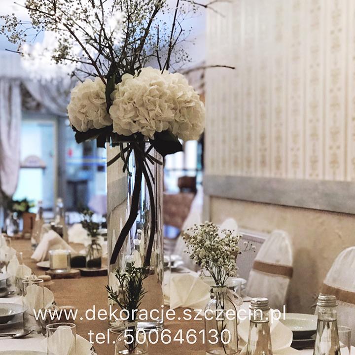 dekoracja rustykalna